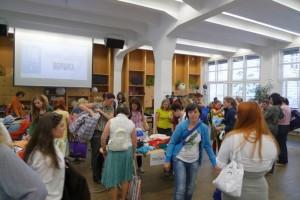 Bazárek vImpact Hub Praha