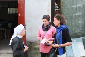 Sestra Goretti vsobě ve svých 14 letech objevila touhu stát se sestřičkou azasvětit svůj život péči opotřebné. Od té doby se již 68 let tomuto životnímu dílu věnuje anyní je místopředsedkyní Nadace Dobré dílo sv. Karla Boromejského.