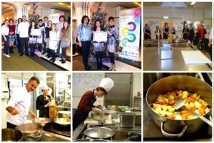 Charity Cooking Class vHiltonu