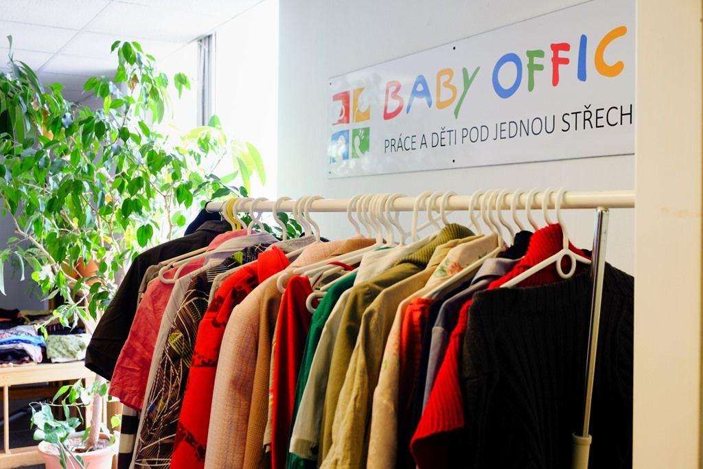 Foto z Výměnného bazárku v Baby Office