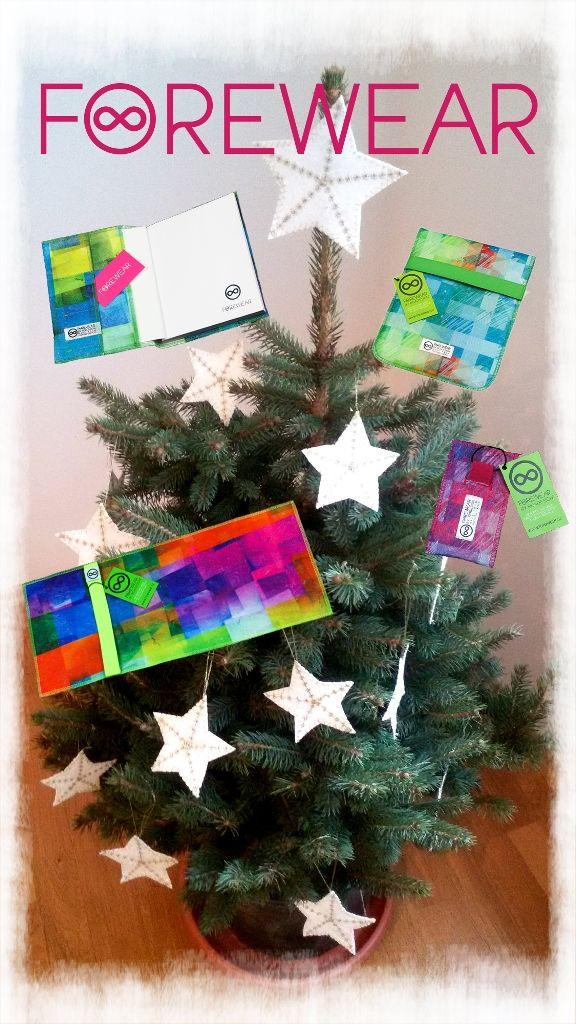 Ekologické vánoční dárky od FOREWEAR